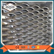 Road security expanded metal mesh galvanized