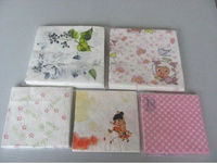 33x40 1/6 fold Custom Printed Paper Towel