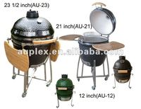 New Type Mobile Gloss Charcoal Grill Restaurant/Sale