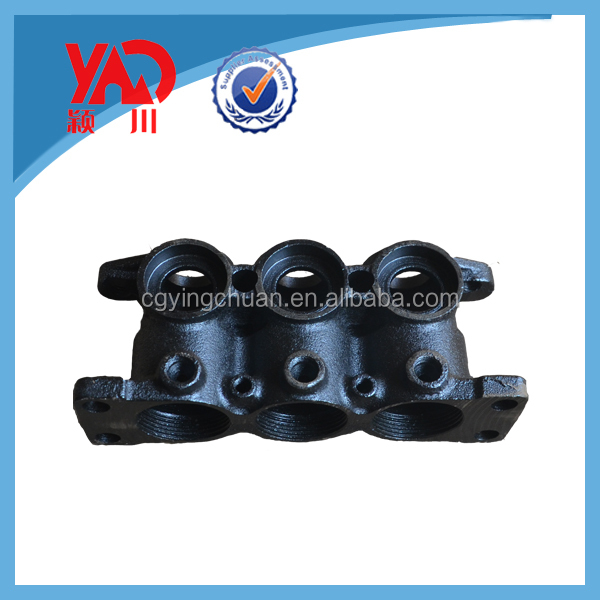 C-250 Gray Spheroidal Graphite nodular iron cast grated drains