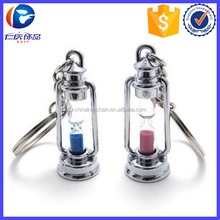 Pairs Hourglass Keychain for lover