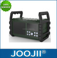 Portable worksite radio, better sound music speaker