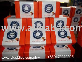 St. Dalfour Papaya Whitening Soap