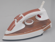 2016 self-cleaning nonstick ceramic soleplate steam iron
