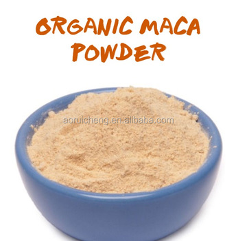 Maca Root Capsules Powder As Medicine For Long Time Sex