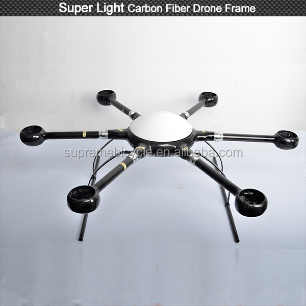 OEM Industry grade carbon fiber model airplane for drone with camera for controller with agricultural crop sprayer drone
