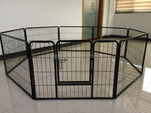Metal Enclosure Folding Pet Playpen