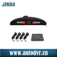Factory made reverse sensor car parking system price with bibi alarm