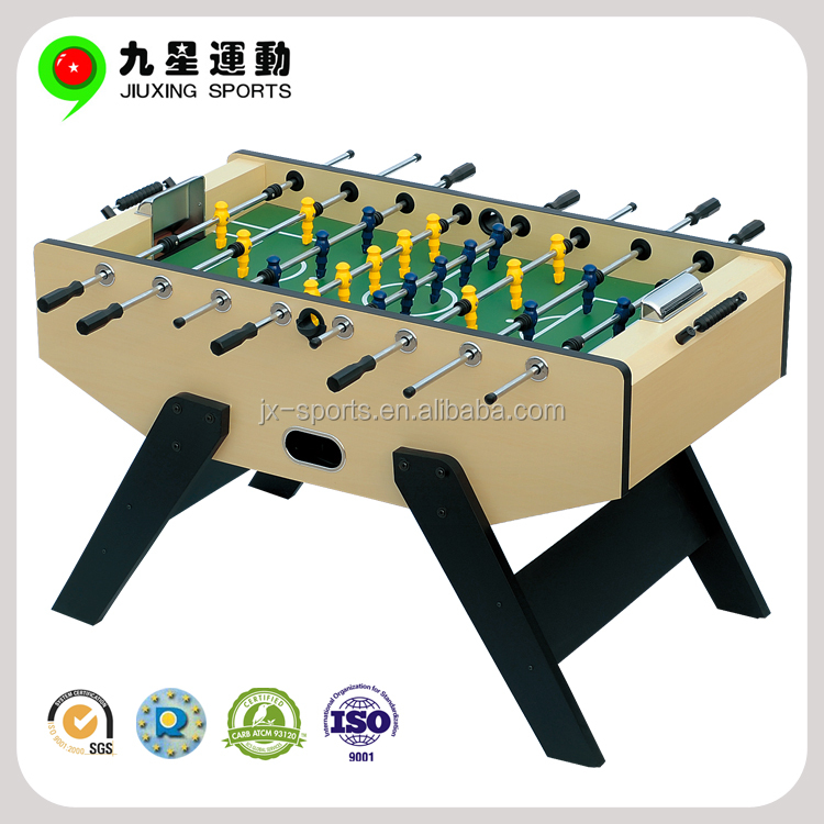 factory best quality and cheap table soccer price
