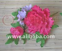 Cake decoration Gum paste Flower PEONY
