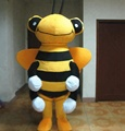 HOLA good style bee mascot costumes china