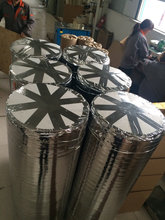 AL / PET laminated foil for network cable