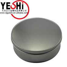 Latest Design Hot Sale Cosmetics Tin Can Wax Tin Box