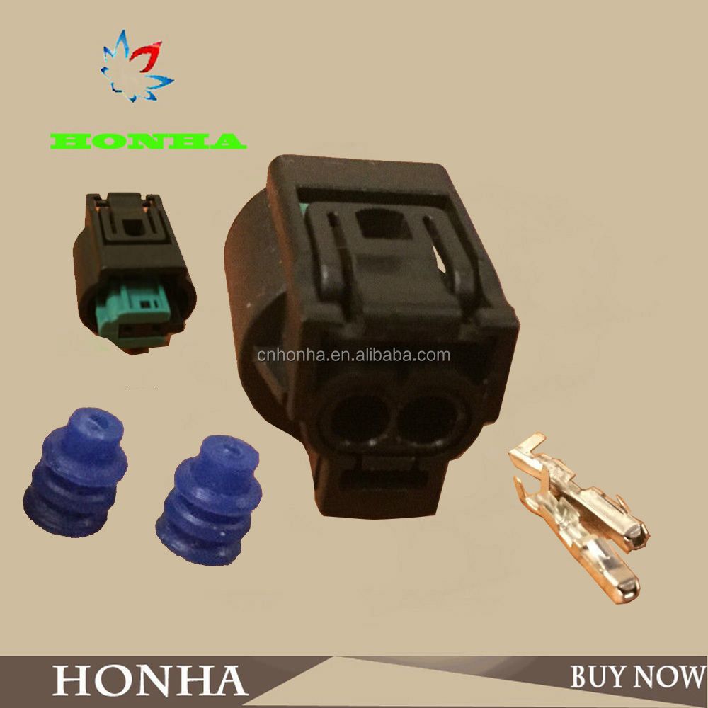 Wholesale Wiring Harness Plug Connector Online Buy Best A Female 2 Pin Male Strongplug Strong Tyco Amp