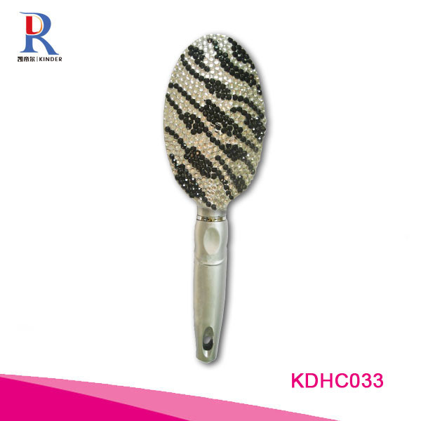 Hot sale new design hair brush with round hair brushes