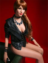 165cm Sex Doll TPE Silicone European USA American France Full Real Human Size Silicone Love Doll For Men Vibration Masturbation