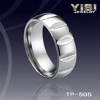 2016 Gear design tungsten ring ,modern design ring ,ring wholesale china