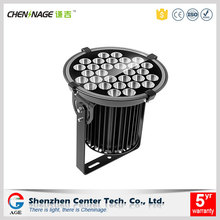 High lumen waterproof 100W solar power projecteur led flood light