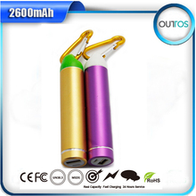 Shenzhen phone accessories new wholesale powerbank mini for promotion gift