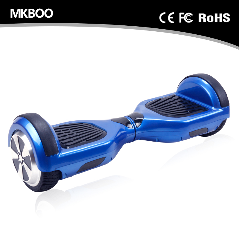 6.5 inch wheel one key start waterproof smart scooter for adult factory supply