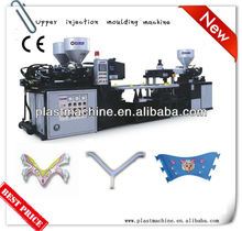 PVC upper injection moulding machine
