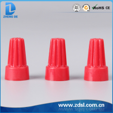 Red Nylon 66 Screw-on Wire Connectors Made In China
