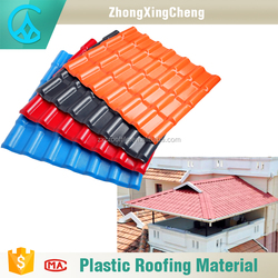 Low temperature resistant corrugated roofing /clay solar shingles roofing tile