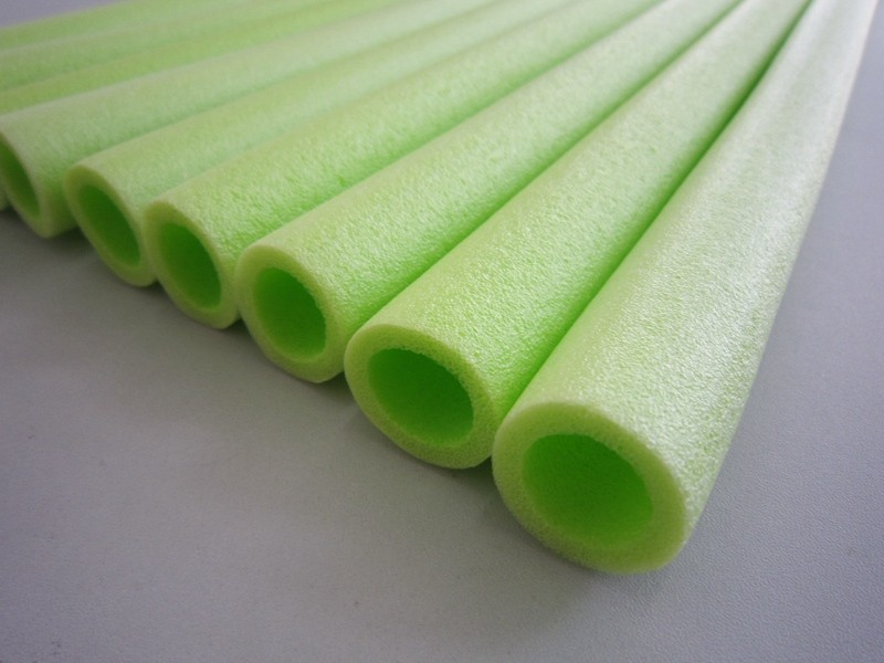 Hollow Protective Packing EVA Sponge Tubing EVA Foam Hoses