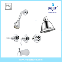 Indoor cUPC UPC Tub and Shower Faucet Mixer & Taps (6101-0141)