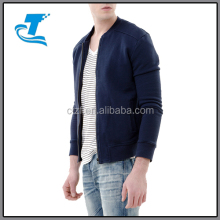 Spring plain Baseball varsity jacket for men