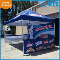 2016 new products advertising aluminum canopy tent