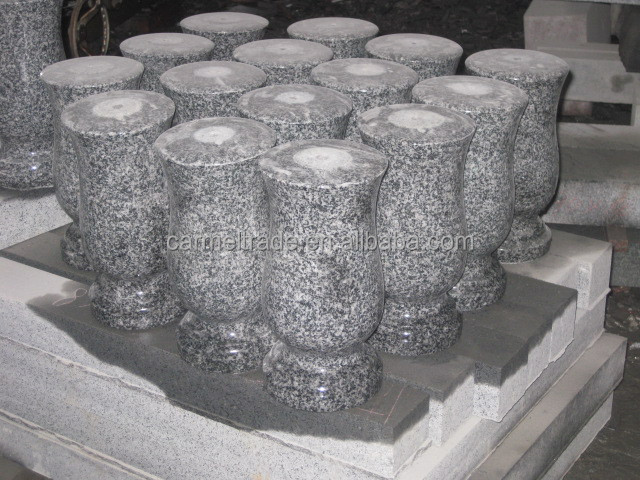 Cemetery Granite Flower Vases For Graves Buy Flower