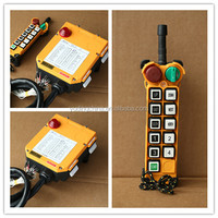 wireless radio F24-10D crane remote control