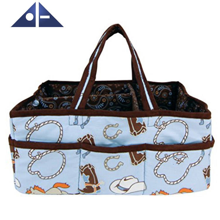 Nursery Mummy Convertible Hanging Baby Daiper Bag for Baby Caddy Bag