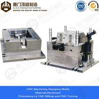 Xiamen ASE china top 10 Injection Mould spoon fork knife injection moulding machine