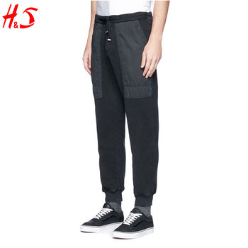 Dongguan Clothing Manufacturers Wholesale Custom Mens Cotton Sweatpants