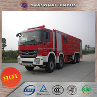 Hot Sale on Alibaba All Terrain Fire Fighting Vehicle