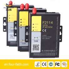 F2114 Efficiency and lower costs GSM/GPRS/3G Modem for data collection in gas electric meter