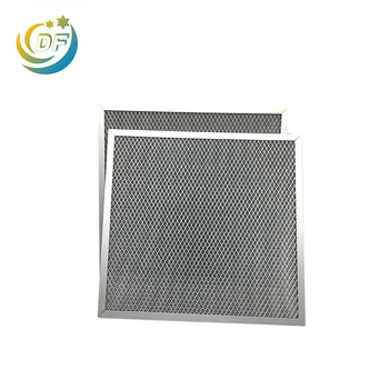 Activated carbon air filter sheet for therapure hepa purifier quiet with reusable types