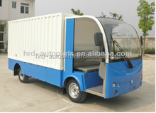 mini truck, with cargo,goods delivery,electric pickup