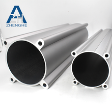 6063 T6 Aluminum Round Tube for Pneumatic Cylinder factory price