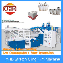Double Layer Stretch Film Production Machine