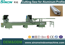PVC Window Door Cutting Saw UPVC Double Head Mitre Saw PVC Window Machine