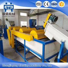 Hdpe ldpe pp woven bag plastic bags recycling machines equipment