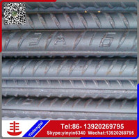 China manufacturer Steel TMT Bar/ Construction Rebar/Deformed Steel Bar