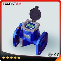 T3-1 battery operated type of ultrasonic water meter in China