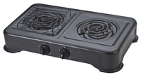 2 burner electric stove 110V double electric cooker for South American market