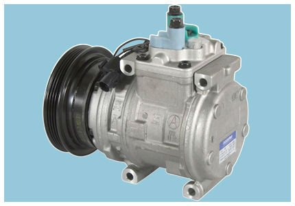 Auto AC Conditioning refrigerant Compressor for Kia rio
