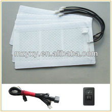 dual dial switch seat heater high quality auto seat heat kit