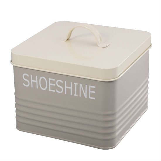 Laundry Storage Shoeshine Box